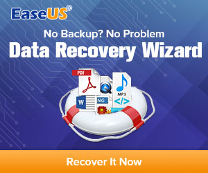 Data Recovery Wizard by EaseUS
